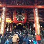 東京新年会浅草寺1