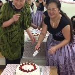 ケーキ入刀3